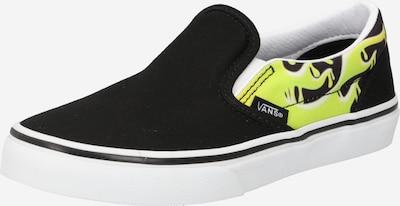 VANS Poltopánky - žltá / kiwi / čierna / biela, Produkt