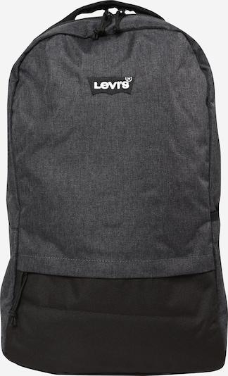 LEVI'S Rucksack in dunkelgrau, Produktansicht