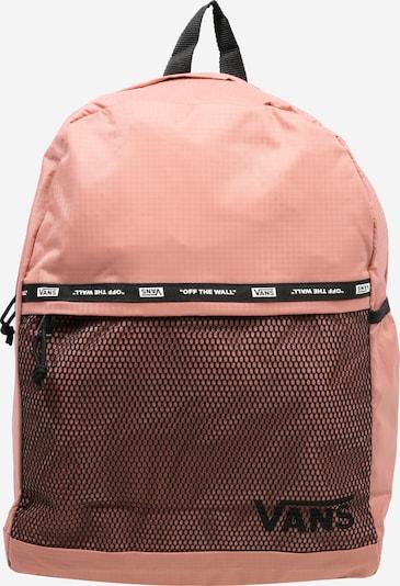 VANS Rucksack 'PEP SQUAD II' in hellpink / schwarz, Produktansicht