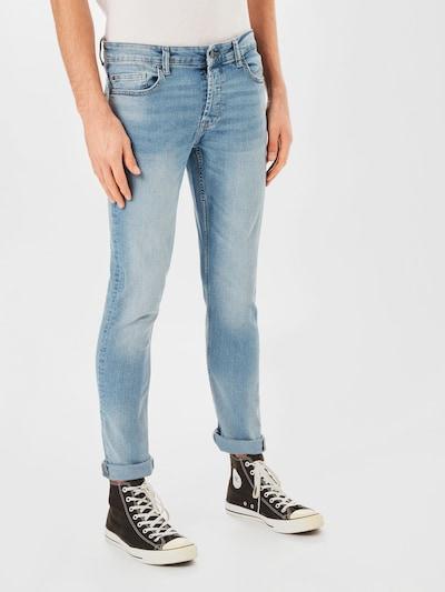 Only & Sons Jean 'ONSLOOM' en bleu clair, Vue avec modèle
