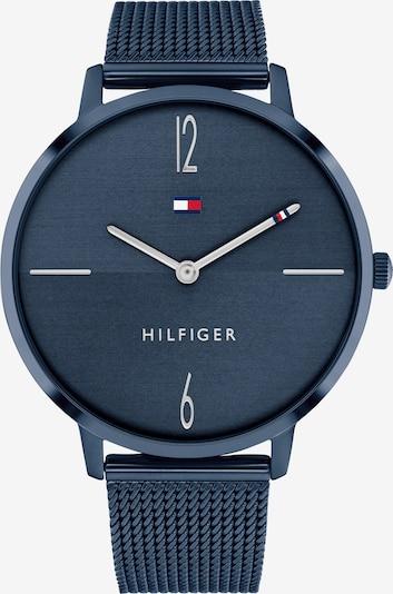 TOMMY HILFIGER Uhr in blau, Produktansicht