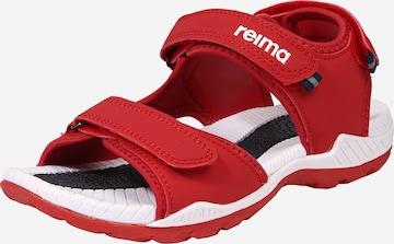 Reima Sandaalid 'Ratas', värv punane
