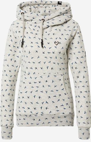 Alife and Kickin Sweatshirt 'Sarah' in Grey