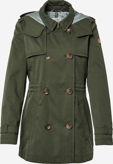 ESPRIT Abrigo de entretiempo en verde, Vista del producto