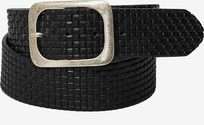 Rusty Neal Gürtel '90 - 110 4495' in schwarz, Produktansicht