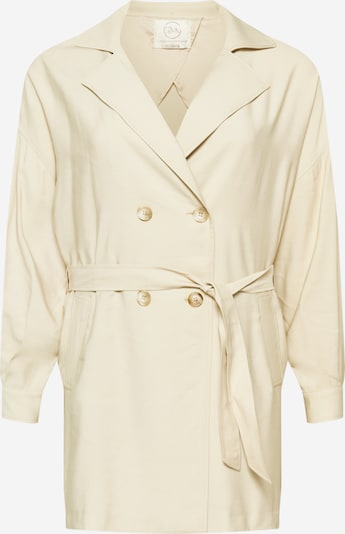 Guido Maria Kretschmer Curvy Collection Manteau mi-saison 'Luna' en beige, Vue avec produit