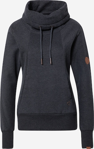 Sweat-shirt 'Sue' Alife and Kickin en noir