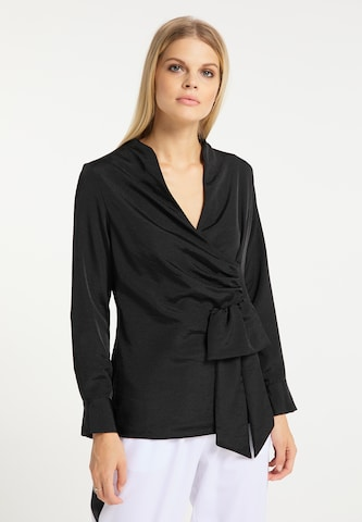 RISA Blouse in Black