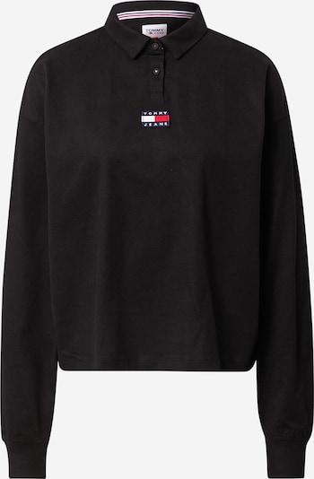 Tommy Jeans T-shirt i nattblå / röd / svart / vit, Produktvy