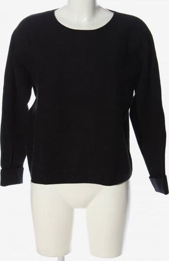 Lawrence Grey Rundhalspullover in XS in schwarz, Produktansicht