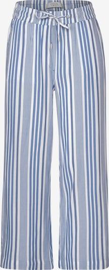 CECIL Hose 'Culotte' in blau / weiß, Produktansicht