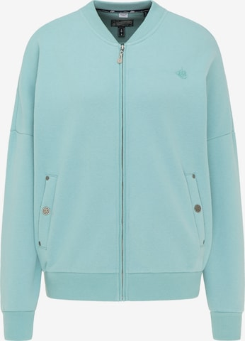 DreiMaster Vintage Sweatjacke in Blau