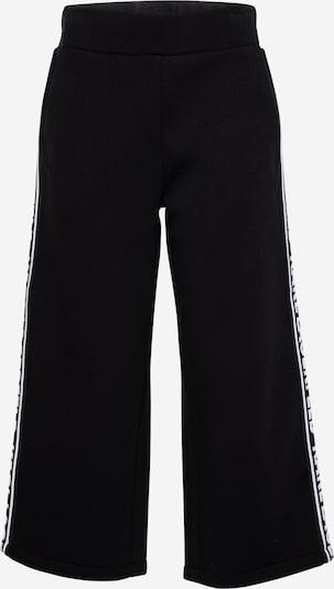 Karl Lagerfeld Hose in schwarz / weiß, Produktansicht