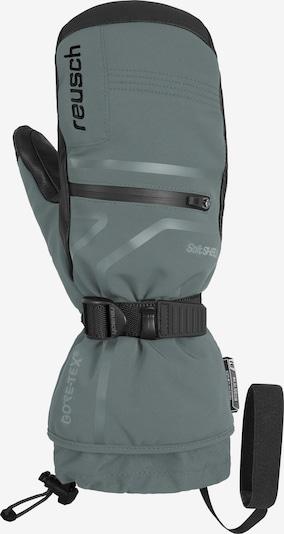 REUSCH Fäustling 'Down Spirit GTX Mitten' in grau / schwarz, Produktansicht
