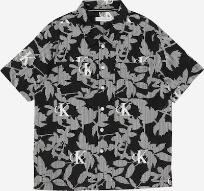 Calvin Klein Jeans Paita värissä musta / valkoinen, Tuotenäkymä