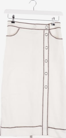Ganni Skirt in S in Brown