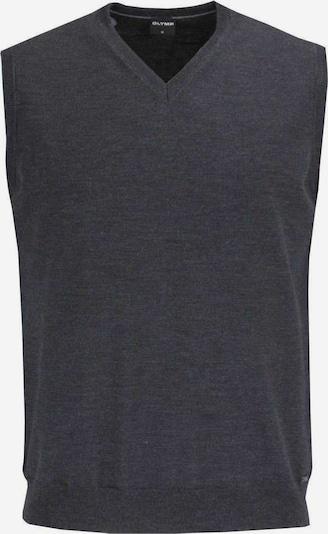 OLYMP Pullover in grau, Produktansicht