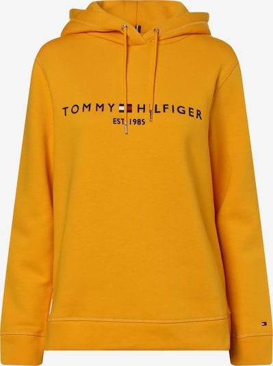 TOMMY HILFIGER Sweatshirt in navy / gelb / rot / weiß, Produktansicht