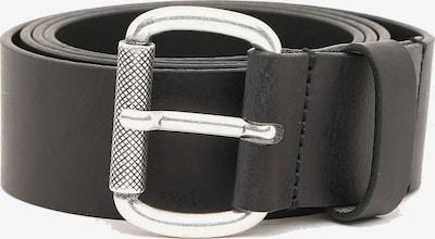 DIESEL Riem in de kleur Zwart / Zilver, Productweergave