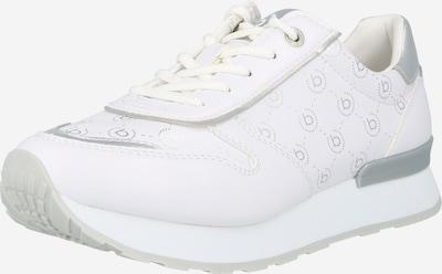 Sneaker low 'Safia Revo' bugatti pe argintiu / alb, Vizualizare produs