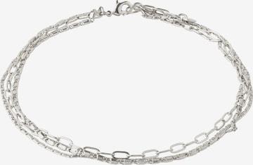 Gioiello per i piedi di Pilgrim in argento