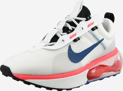 Nike Sportswear Sneaker 'AIR MAX' in Blue / Salmon / Black / White, Item view