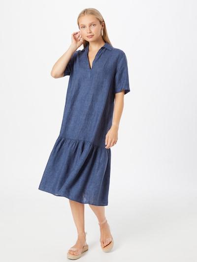 Rochie tip bluză s.Oliver pe albastru denim, Vizualizare model