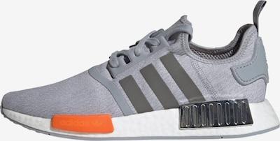 ADIDAS ORIGINALS Sneaker in dunkelgrau / graumeliert / dunkelorange, Produktansicht