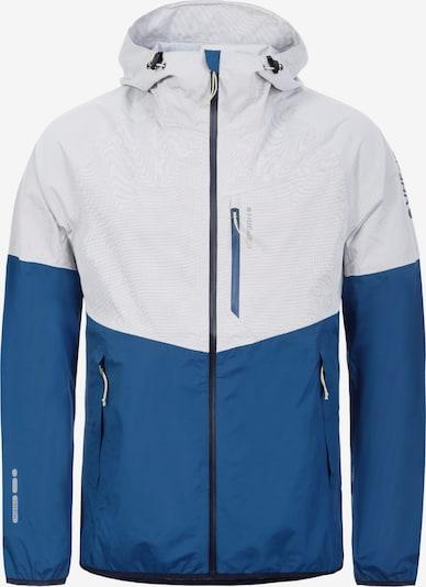 ICEPEAK Outdoorjacke 'Dawson' in royalblau / schwarz / weiß, Produktansicht