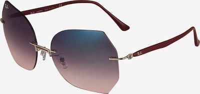 Ray-Ban Sunglasses '0RB8065' in Brown / Light pink, Item view