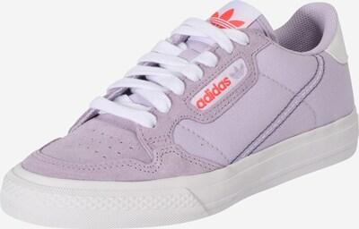 ADIDAS ORIGINALS Zapatillas deportivas bajas 'CONTINENTAL VULC W' en lila / blanco, Vista del producto