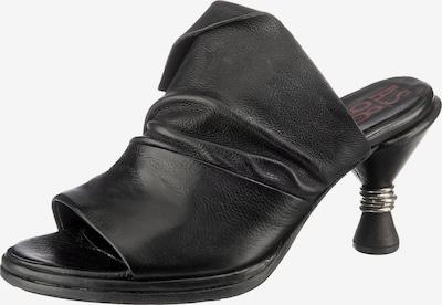 A.S.98 Pantolette in schwarz, Produktansicht