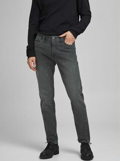 JACK & JONES Jeans 'Mike Original R247' in black denim, Modelansicht