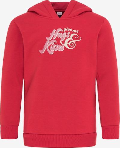 myMo KIDS Shirt in rot, Produktansicht