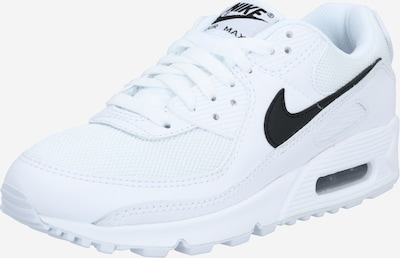 Nike Sportswear Sneakers laag 'Air Max 90' in de kleur Zwart / Wit, Productweergave