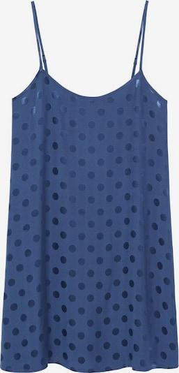 MANGO Kleid 'Nit-I' in royalblau, Produktansicht