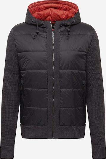 BOSS Casual Prechodná bunda 'Kannis' - čierna, Produkt