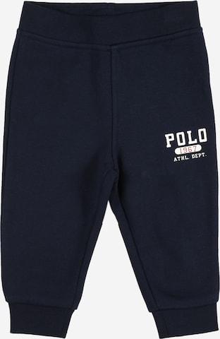 Pantaloni di Polo Ralph Lauren in blu