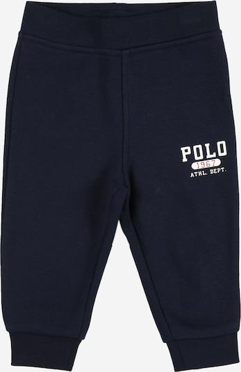 Polo Ralph Lauren Hose in navy / weiß, Produktansicht