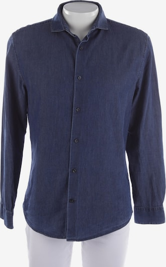 DRYKORN Jeanshemd in L in dunkelblau, Produktansicht