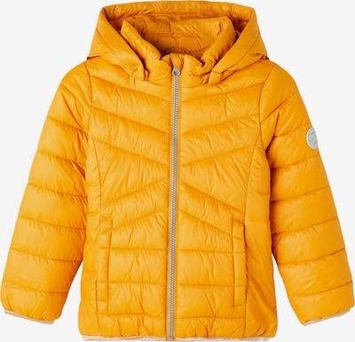 NAME IT Veste d'hiver 'MOBI' en jaune d'or, Vue avec produit