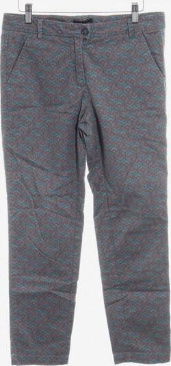 Sisley Straight-Leg Jeans in 27-28 in hellblau / rostrot: Frontalansicht