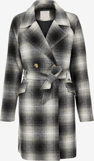 PIECES Mantel in grau, Produktansicht