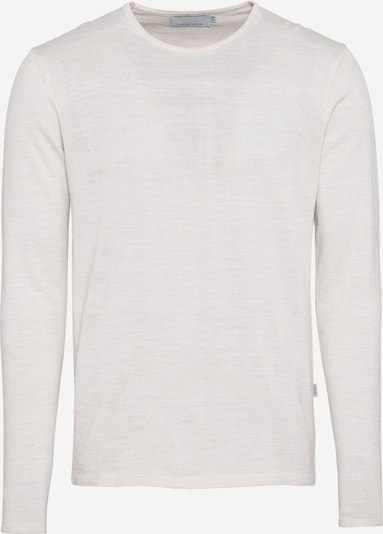 Casual Friday Pullover in creme, Produktansicht