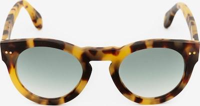 EYE RESPECT Sonnenbrille 'STEVEN III' in beige / braun, Produktansicht