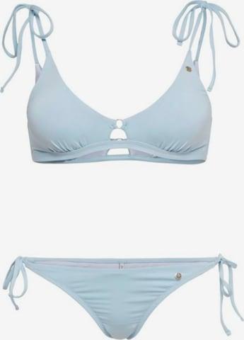 ONLY Bikini 'Tara' in Blauw