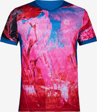 BIDI BADU T-Shirt 'Niam' in blau, Produktansicht