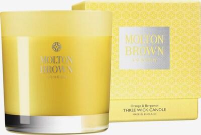 Molton Brown Kerze 'Orange & Bergamot Three Wick' in gelb, Produktansicht