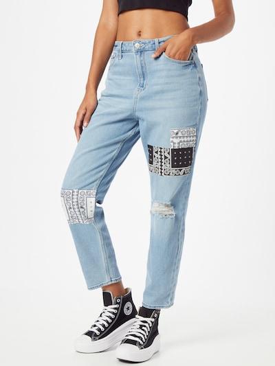 HOLLISTER Jeans in Blue denim, View model