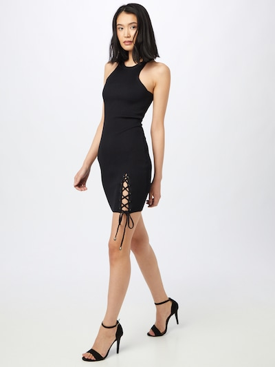Guess Kleid Alexa In Schwarz About You